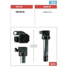 Катушка зажигания YEC IGC501A