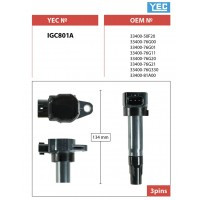 Катушка зажигания YEC IGC801A