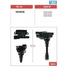 Катушка зажигания YEC IGC802A