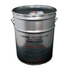 Жидкость для вариаторов  CVT FLuid FE, 20л Toyota 08886-02503