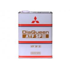 Жидкость для АКПП  DIA Queen ATF SP III, 4л Mitsubishi 4024610B