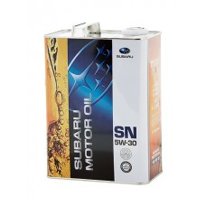 Масло моторное  SN 5W30, 4л Subaru K0215-Y0273