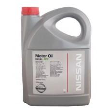 Масло моторное  MOTOR OIL SM/CF ACEA C4 5W30 DPF, 5л Nissan KE90090043R