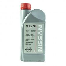 Масло моторное  MOTOR OIL 0W20, 1л Nissan KE90090133R