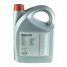 Масло моторное  MOTOR OIL SL/CF ACEA A5/B5 5W30, 5л Nissan KE90099943R