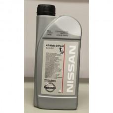 Масло трансмиссионное  MATIC D, 1л Nissan KE90899931R