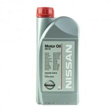 Масло моторное  MOTOR OIL SL/CF ACEA A5/B5 5W30, 1л Nissan ke90099933R