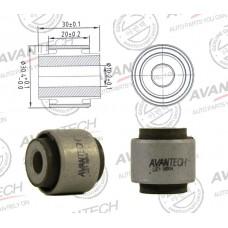 Сайлентблок подвески Avantech ASB0318