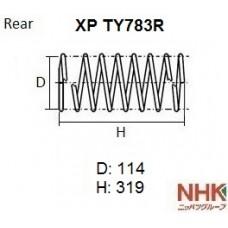 Пружина подвески NHK XPTY783R
