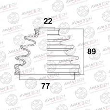 Пыльник привода Avantech BD0119