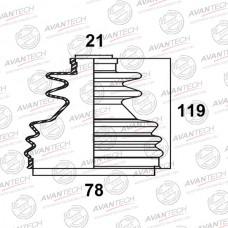 Пыльник привода Avantech BD0219