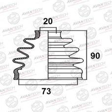 Пыльник привода Avantech BD0220