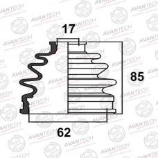Пыльник привода Avantech BD0221
