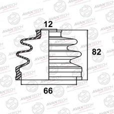 Пыльник привода Avantech BD0306