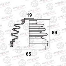 Пыльник привода Avantech BD0901