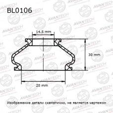 Пыльники деталей подвески Avantech BL0106