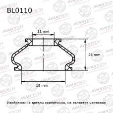 Пыльники деталей подвески Avantech BL0110
