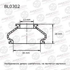 Пыльники деталей подвески Avantech BL0302