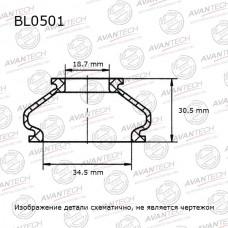 Пыльники деталей подвески Avantech BL0501