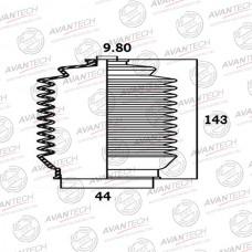 Пыльник рулевой системы Avantech BS0104