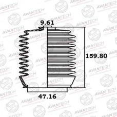 Пыльник рулевой системы Avantech BS0105