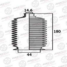 Пыльник рулевой системы Avantech BS0107