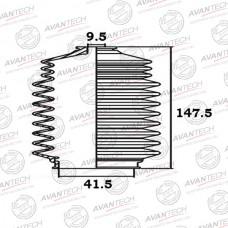 Пыльник рулевой системы Avantech BS0202