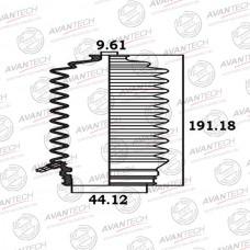 Пыльник рулевой системы Avantech BS0301