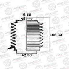 Пыльник рулевой системы Avantech BS0302