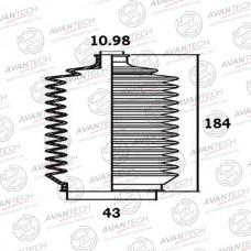 Пыльник рулевой системы Avantech BS0501