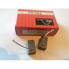 Щетки угольные для генератора FCC 9x10x17