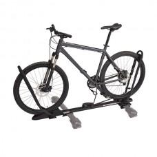 Крепление для велосипеда на крышу с фиксацией за колеса Tire Hold, для поперечин ш25-90мм/в15-30мм INNO INA389